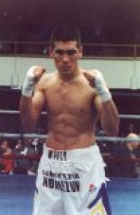 Carlos Wilfredo Vilches boxer