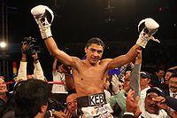 Gilberto Keb Baas boxer