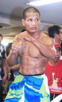 Sonny Boy Jaro boxer