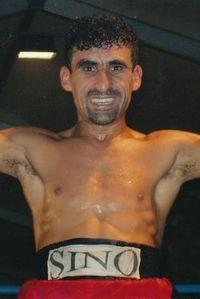 Lahcene Zemmouri boxer