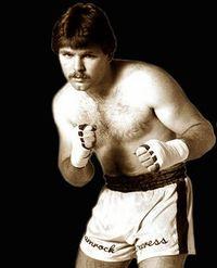 Chris Reid boxer