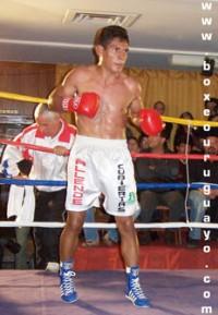 Oscar Ruben Rivas Samudio boxer