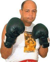 Marcos Celestino boxer