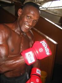 Guillermo Mosquera boxer
