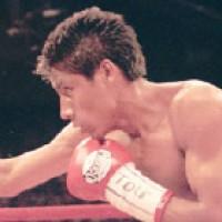Hugo Dianzo boxer