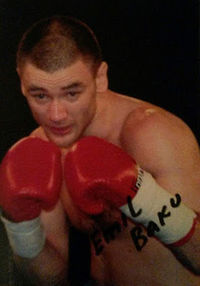 Emil Baku boxer