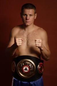 Yuriy Nuzhnenko boxer