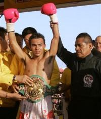 Kittipong Jaigrajang boxer