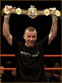 Kevin McIntyre boxer