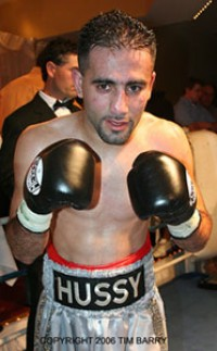 Hussein Hussein boxer
