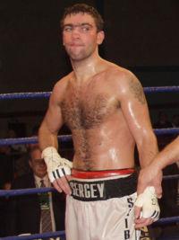 Sergey Tatevosyan boxer