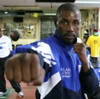 Takalani Ndlovu boxer