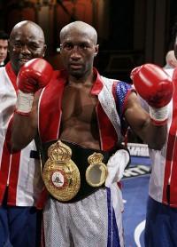 Souleymane M'baye boxer