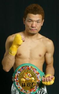 Katsushige Kawashima boxer