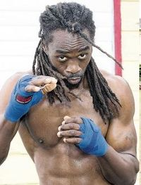 Christopher Henry boxer