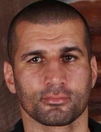 Nader Hamdan boxer