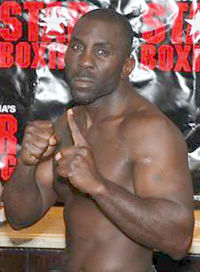 Cory Cummings boxer