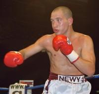 Steve Roberts boxer