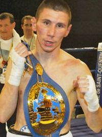 Cyril Thomas boxer