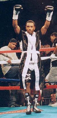 Carl Daniels boxer