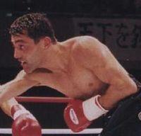 Tony Wehbee boxer