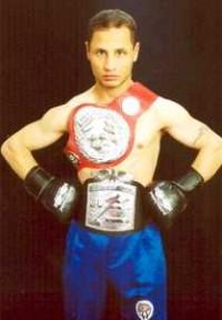 Leonti Vorontsuk boxer