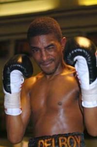Delroy Spencer boxer