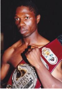 Lawrence Ngobeni boxer