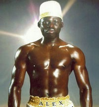 Alex Bunema boxer