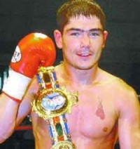 Michael Jennings boxer