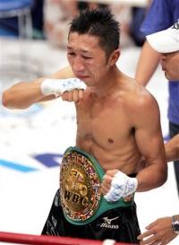 Daisuke Naito boxer