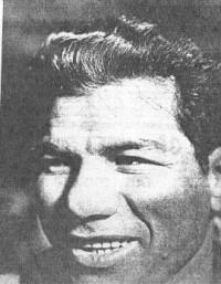 Alberto Icochea boxer