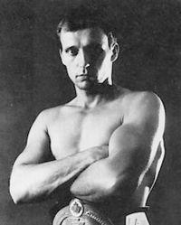 Willie Featherstone boxer