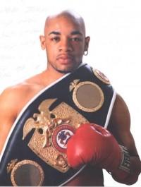 Adrian Stone boxer