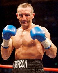 Scott Harrison boxer