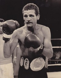 Charles Oosthuizen boxer
