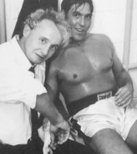Neil Kirkwood boxer