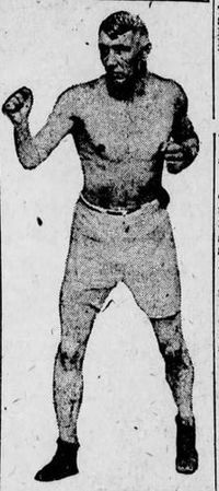 KO Willie Loughlin boxer
