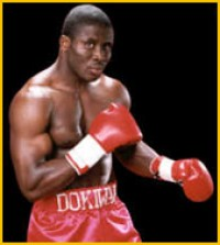 Duncan Dokiwari boxer