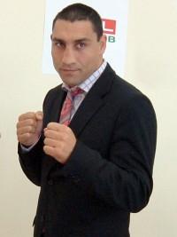 Alejandro Lakatos boxer