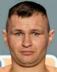 Lukasz Rusiewicz boxer