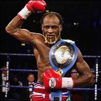 Howard Eastman boxer