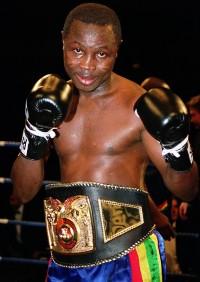 Alfred Kotey boxer