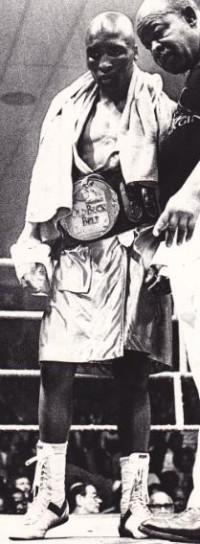 Jeremiah (Jerry) Mbitse boxer