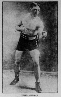 Peter Sullivan boxer
