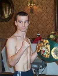 Damaen Kelly boxer