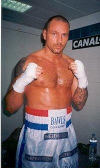 Thomas Hansvoll boxer