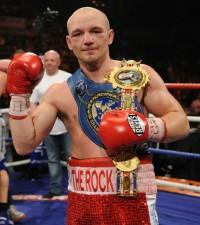 Gavin Rees boxer