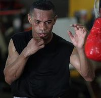 Felipe Almanza boxer