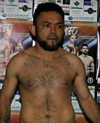 Franklin Varela boxer